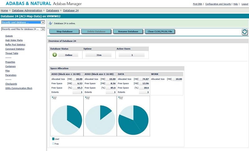 ADABAS - Best Database Management Software