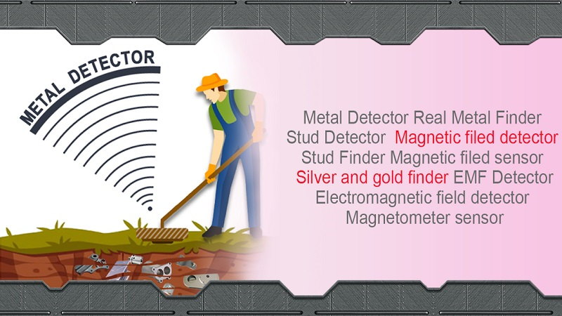 Best Metal Detector with Sound - Best Stud Finder Apps for Android and iOS