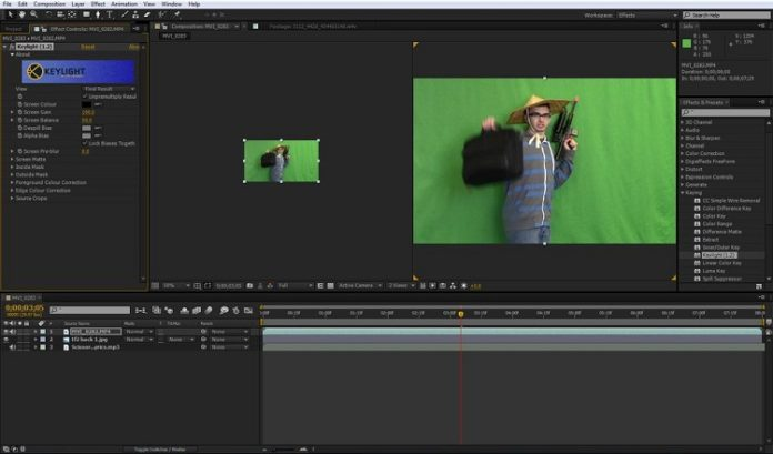 Green Screen Software Free and Paid
