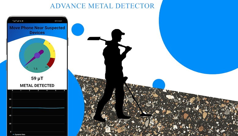 Metal Detector - Best Stud Finder Apps for Android and iOS