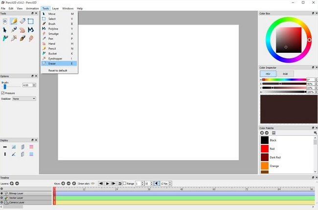 Pencil2D - 2D Animation Software