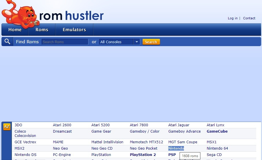 Rom Hustler Site to Download Nintendo 3DS ROMs