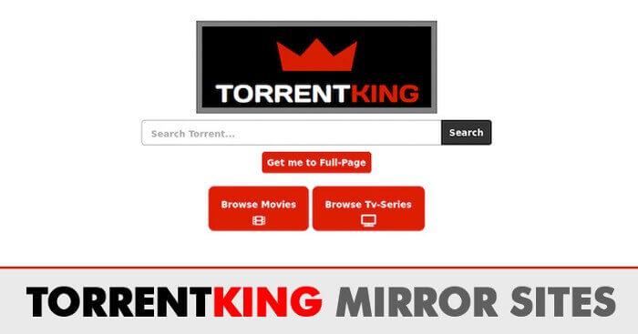 11 Best TorrentKing Alternatives and Similar Sites